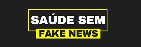 13/09/2018 - Saúde sem Fake News
