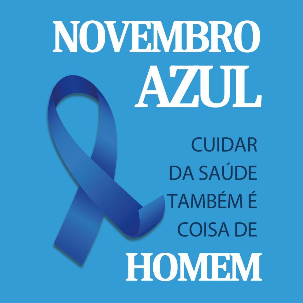 04/11/2019 - Em novembro, o INCA (Instituto Nacional do Câncer) lembra que cuidar de si também é coisa de homem