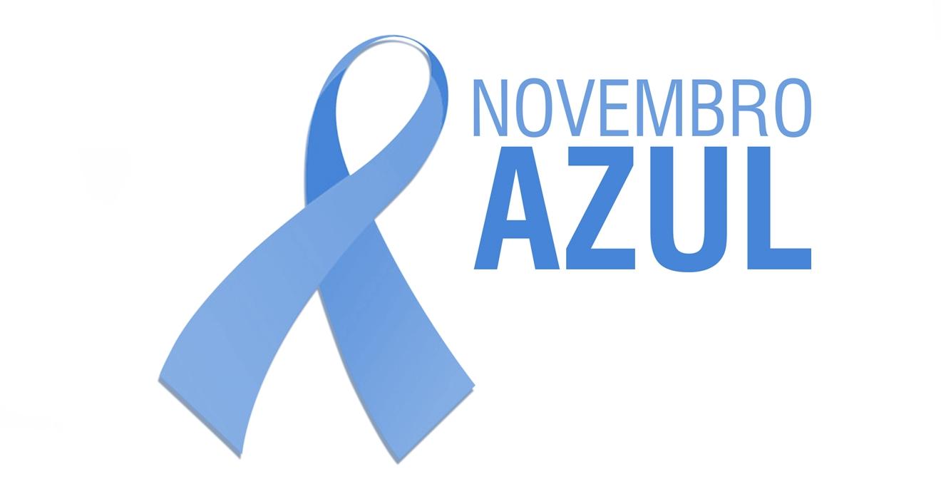08/11/2018 - Novembro Azul orienta sobre o Câncer de Próstata